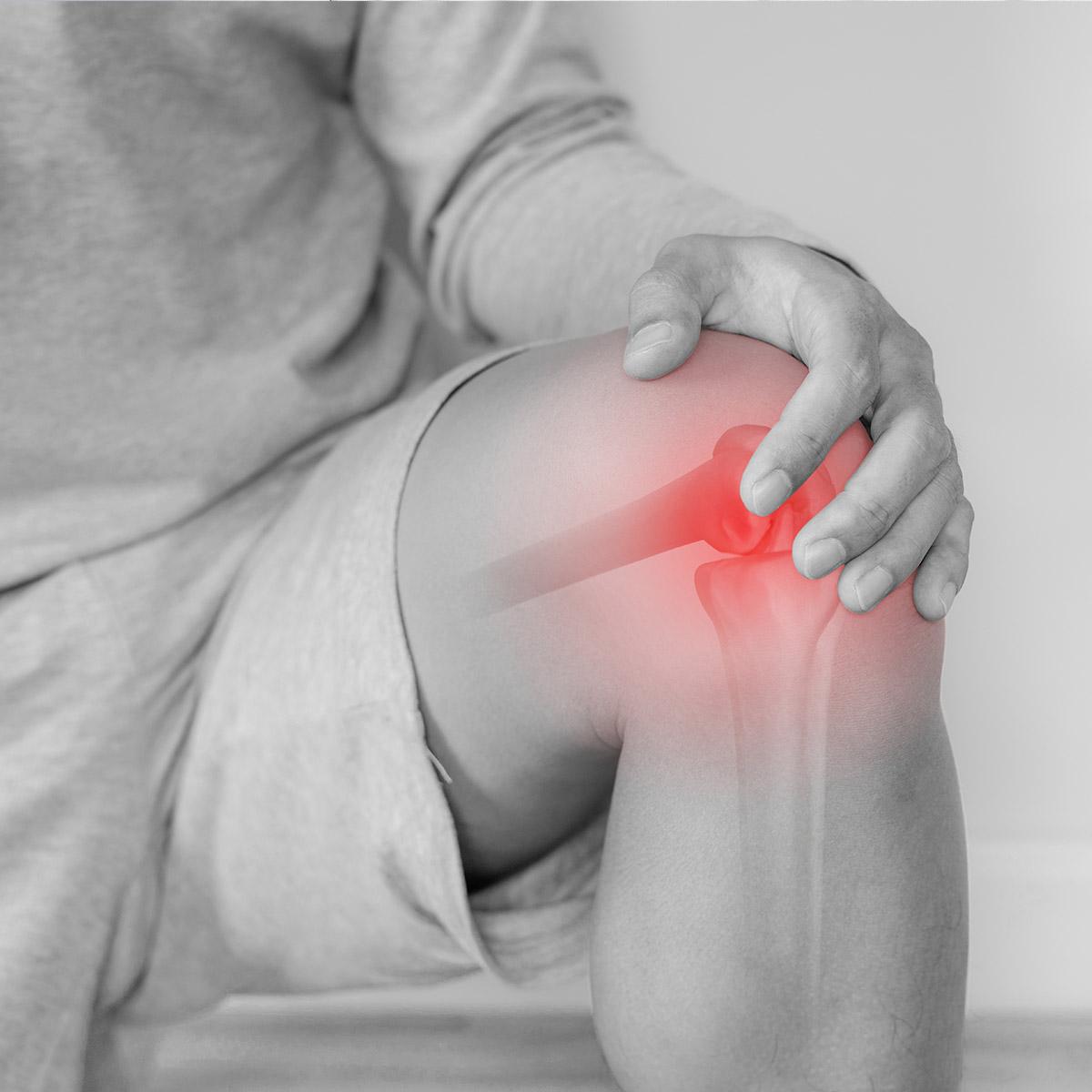 Artróza kloubů končetin a páteře