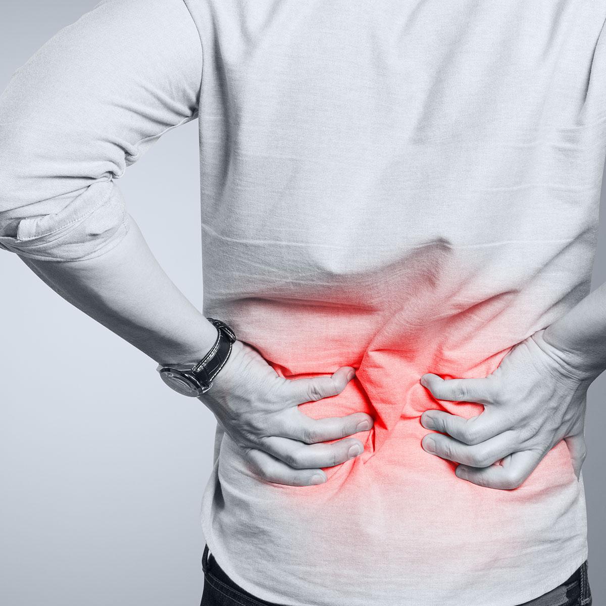 Bolestivé vertebrogenní syndromy