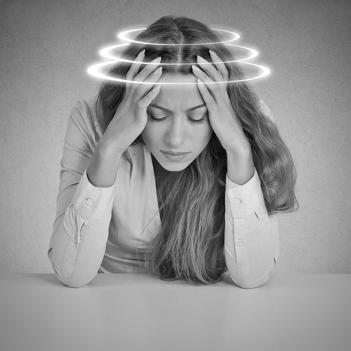 Poruchy rovnováhy a závratě